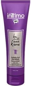 Wet Inttimo Women'S Total Body Shave Kreme Tube 83ml ( Forbidden Fruit )
