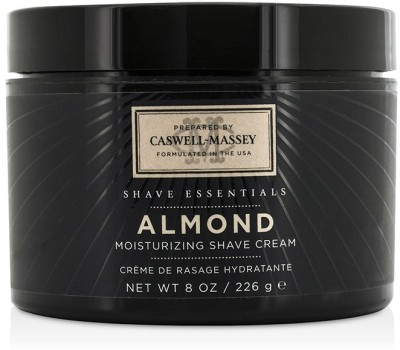 Caswell-Massey Almond Moisturizing Shave Cream (Jar)(226 ml)