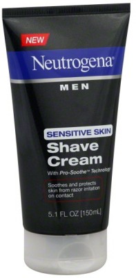Neutrogena Sensitive Shave Cream