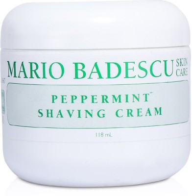 Mario Badescu Peppermint Shaving Cream(118 ml)