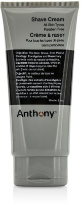 Anthony Logistics For Men Shave Cream(90 ml)