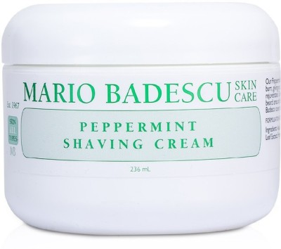 Mario Badescu Peppermint Shaving Cream(236 ml)