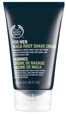 The Body Shop For Men Maca Root Shave Cream(125 ml)
