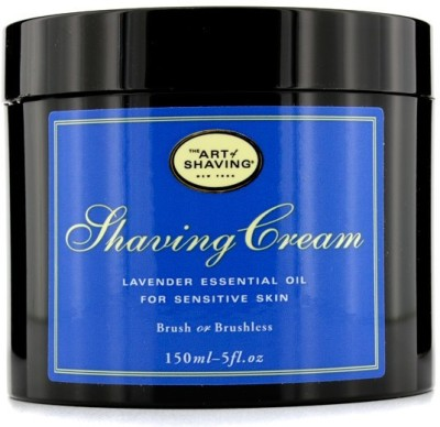 The Art Of Shaving Shaving Cream - Lavender Essential Oil (For Sensitive Skin)(150 ml)
