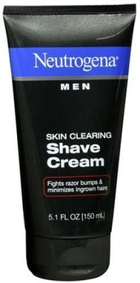 Neutrogena Skin Clearing Shave Cream
