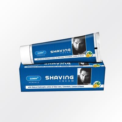 Baksons Sunny Shaving Cream(75 g)