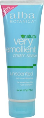 Alba Botanica Unscented Cream Shave