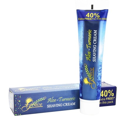 Grace Aloe Turmeric Shaving cream(98 ml)