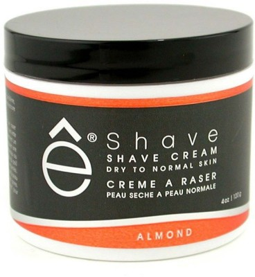 EShave Shave Cream - Almond(120 ml)