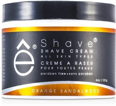 EShave Shave Cream - Orange Sandalwood(120 ml)