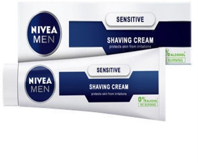 Nivea Sensitive Shaving Cream