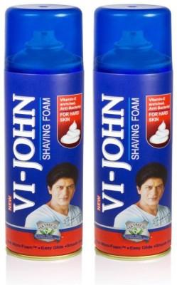 Vi-John Shave Foam for Hard Skin(800 g)