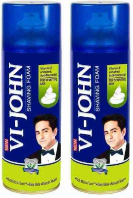 Vi-John Shave Foam for Sensitive(800 g)