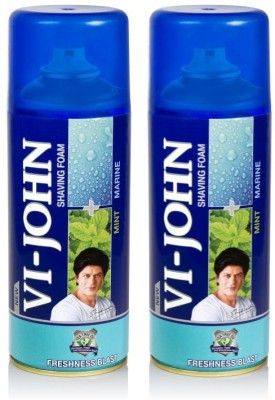 Vi-John Shave Foam Mint & Marine(800 g)