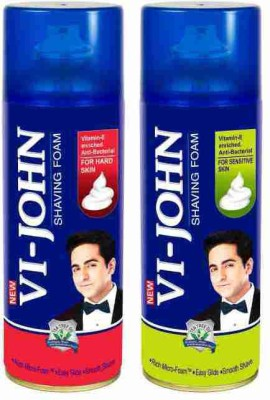 Vi-John Shave Foam Hard & Sensitive(800 g)