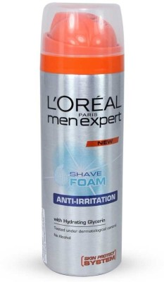 L ,Oreal Paris Men Expert Shave Foam