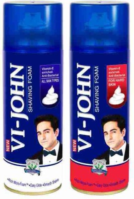 Vi-John Shave Foam All Type & Sensitive(800 g)
