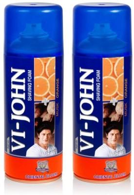 Vi-John Shave Foam Musk & Orange(800 g)