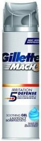 Gillette Mach3 Soothing Gel(200 ml)