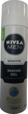 Nivea Sensitive Shaving Gel