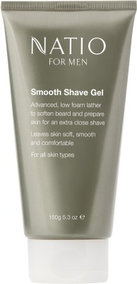 Natio For Men Smooth Shave Gel