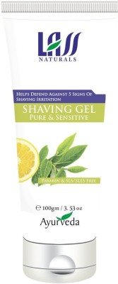 Lass Naturals Pure & Sensetive Shaving Gel