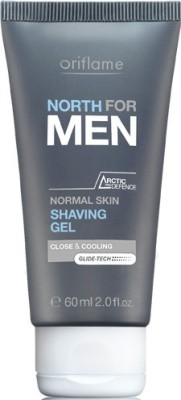 Oriflame Sweden North For Men- Normal Skin Shaving Gel