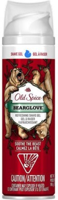 Old Spice Bearglove Shave Gel