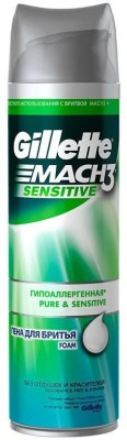 gillette Mach 3 Pure & Sensitive