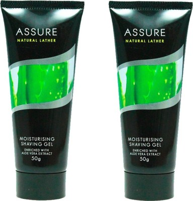 Assure Natural Lather (Shaving Gel)