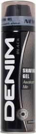 Denim Black Shaving Gel ? Awaken Me