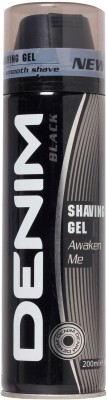 Denim Black Shaving Gel ? Awaken Me