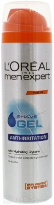 L ,Oreal Paris Men Expert Shave Gel