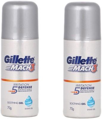 Gillette Mach3 Shave Gel(140 g)