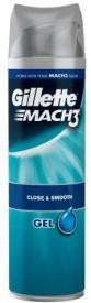 Gillette Mach 3 Close & Smooth
