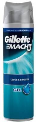 gillette Mach 3 Close & Smooth