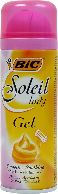BIC Soliel Shaving Gel(150 ml)
