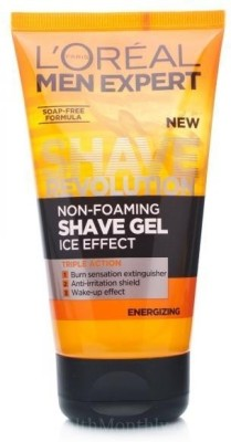 L ,Oreal Paris Men Expert Energizing Shave Gel