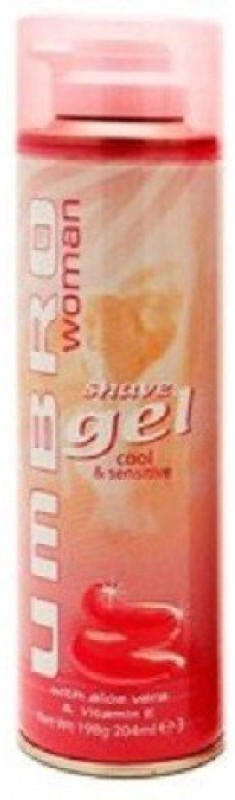 Boots UMbro Woman Cool & sensitive Shave Gel(204 ml)