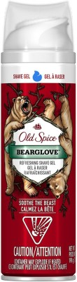Old Spice Bearglove Sahve Gel Imported