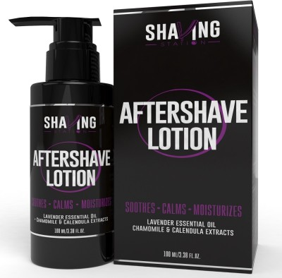 Shaving Station WOW Aftershave Lotion(100 ml)