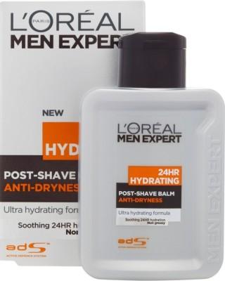 L,Oreal Paris Men Expert 24HR Hydration Post-Shave Balm(99 ml)