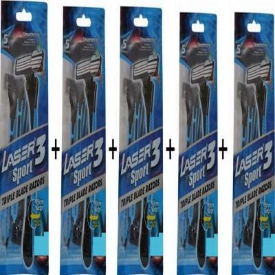 Laser Sport 3  Razor(5 Blades)