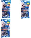 SuperMax Hattrick 3 Cartridge Razors (3 ...