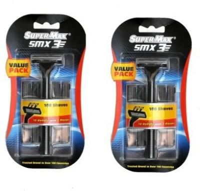 supermax SMX3 (Set of Two) Razor