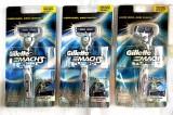 Gillette Mach3 Turbo cartridge razor (3 ...
