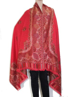 Matelco Wool Printed Women's Shawl
