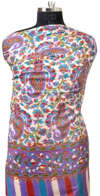 Elabore Pashmina Embroidered Women's Shawl