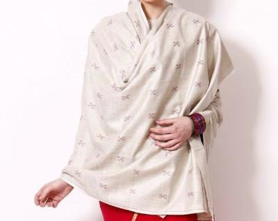 Weavers Villa Poly Cotton Printed Women's Shawl