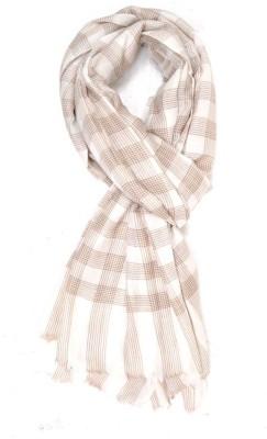 Elabore Cashmere Checkered Women's Shawl